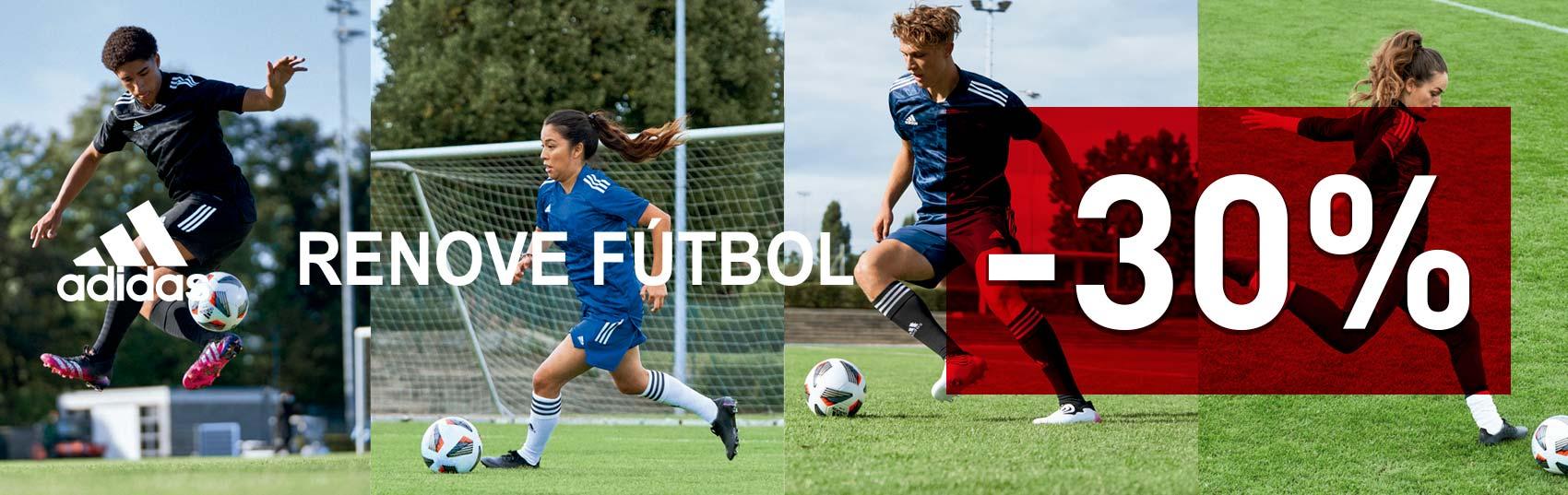 Botas de fútbol ADIDAS -30%