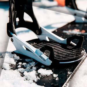 TAULES+FIXACIONS NEU SNOWBOARD