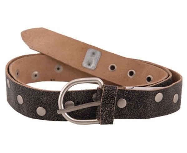 Cinturons Marca VOLCOM Per Dona. Activitat esportiva Casual Style, Article: CHAIN GANG LEATHER BELT.