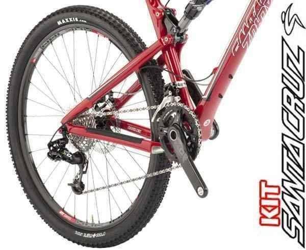 Bicicletes Marca SANTA CRUZ Per Unisex. Activitat esportiva BTT, Article: SPXAM KIT 2011.