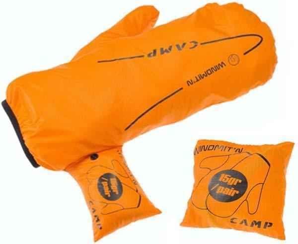 Manoples Marca CAMP Per Unisex. Activitat esportiva Alpinisme-Mountaineering, Article: WINDMIT'N.