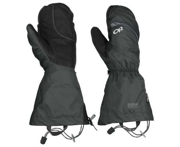 Manoples Marca OUTDOOR RESEARCH Per Home. Activitat esportiva Alpinisme-Mountaineering, Article: MENS ALTI MITTS.