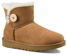 Botes Marca UGG Per Dona. Activitat esportiva Casual Style, Article: W MINI BAILEY BUTTON II.