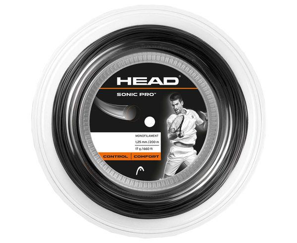 Cordatges Marca HEAD Per Unisex. Activitat esportiva Tennis, Article: SONIC PRO REEL.