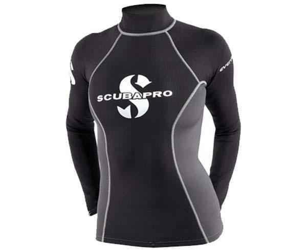 Vestits de Busseig Marca SCUBAPRO Per Dona. Activitat esportiva Submarinisme, Article: EVERFLEX SHIRT WS.