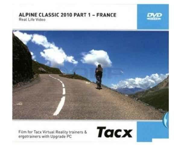Accessoris-Recanvis Marca TACX Per Unisex. Activitat esportiva Electrònica, Article: DVD ALPINE CLASSIC.