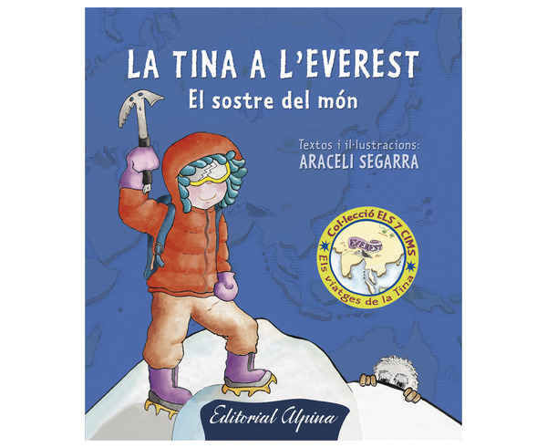 Bibliografies-Cartografies Marca EDITORIAL ALPINA Per Unisex. Activitat esportiva Trail, Article: LA TINA A L'EVEREST.