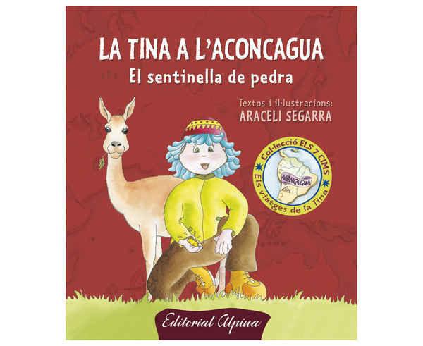 Bibliografies-Cartografies Marca EDITORIAL ALPINA Per Unisex. Activitat esportiva Trail, Article: LA TINA A L'ACONCAGUA.