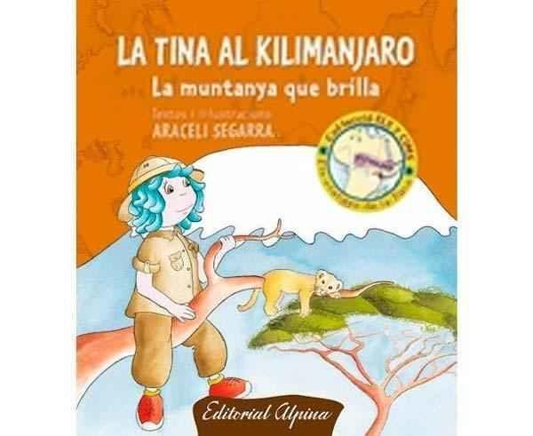 Bibliografies-Cartografies Marca EDITORIAL ALPINA Per Unisex. Activitat esportiva Alpinisme-Mountaineering, Article: LA TINA AL KILIMANJARO.