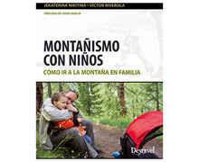 Bibliografies-Cartografies Marca DESNIVEL Per . Activitat esportiva , Article: MONTANISMO CON NINOS.