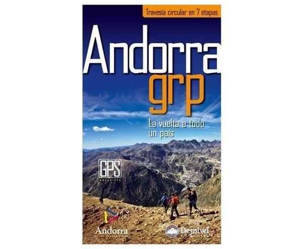 Bibliografies-Cartografies Marca DESNIVEL Per Unisex. Activitat esportiva Alpinisme-Mountaineering, Article: ANDORRA GRP.