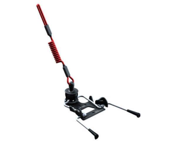 Fixacions Marca ATK Activitat esportiva Esquí Muntanya, Article: UNIVERSAL SKI BRAKE 75MM.