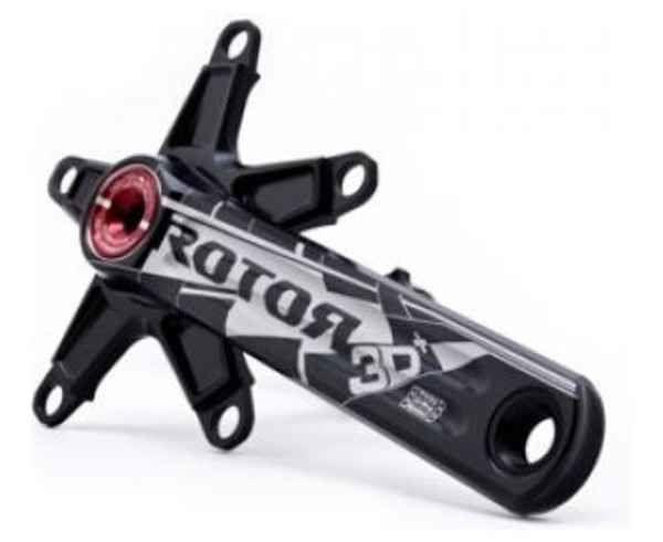 Transmissions Marca ROTOR Per Unisex. Activitat esportiva Ciclisme carretera, Article: CRANKSET 3D+.