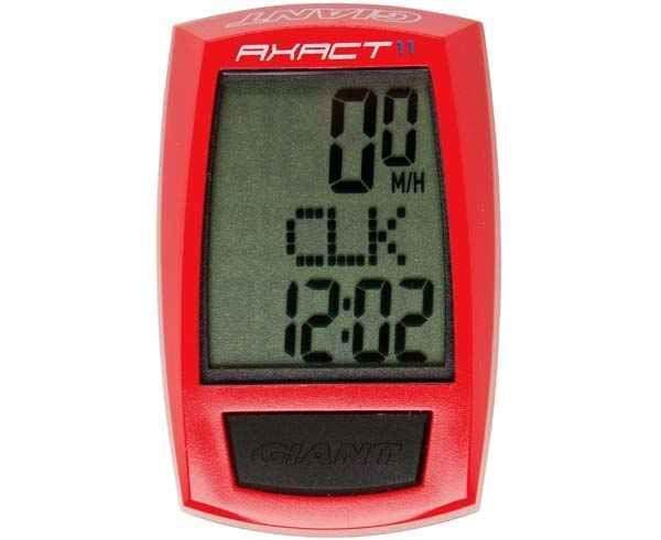 Comptaquilòmetres Marca GIANT Per Unisex. Activitat esportiva Electrònica, Article: AXACT 11.
