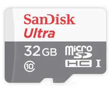 Accessoris-Recanvis Marca SANDISK Per Unisex. Activitat esportiva Electrònica, Article: ULTRA MICRO 32GB.