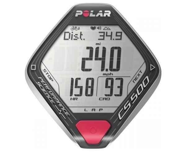 Comptaquilòmetres Marca POLAR Per Unisex. Activitat esportiva Electrònica, Article: CS500 +.
