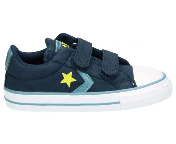 Sabatilles Marca CONVERSE Per Nens. Activitat esportiva Casual Style, Article: STAR PLAYER 2V.