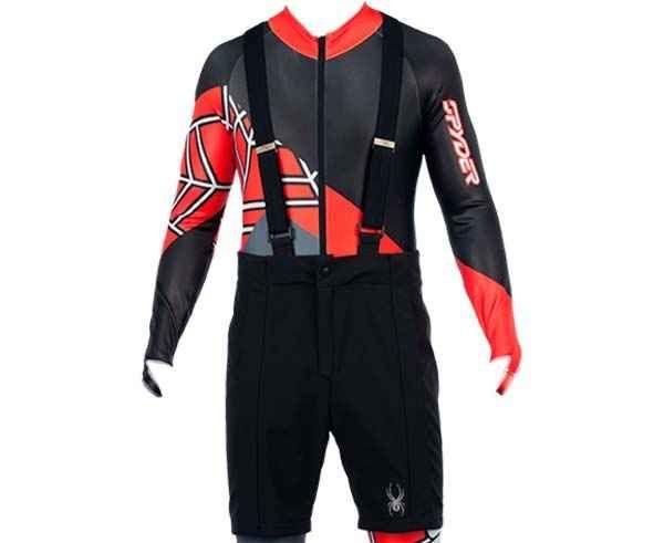 Pantalons Marca SPYDER Para Home. Actividad deportiva Esquí Race FIS, Artículo: SOFTSHELL TRAINING.