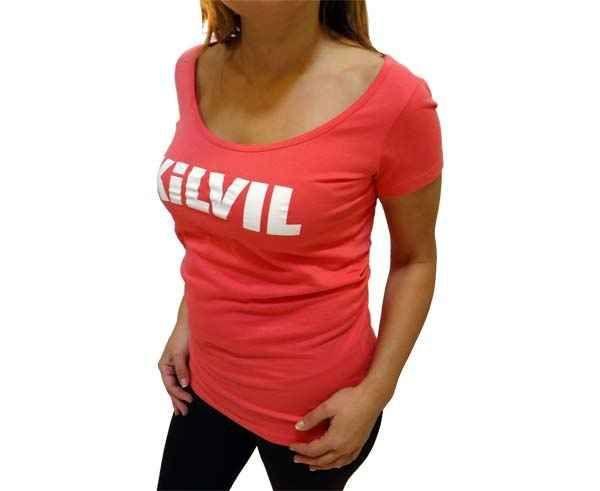 Samarretes Marca KILVIL Per Dona. Activitat esportiva Street Style, Article: KILVIL.