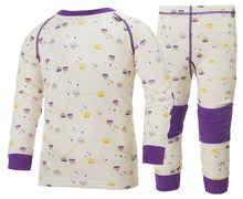 Roba Tèrmica Marca HELLY HANSEN Per Nens. Activitat esportiva Snowboard, Article: K HH LIFA MERINO SET.