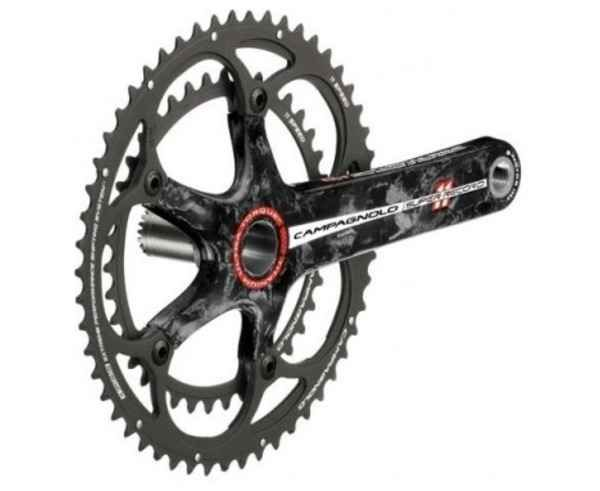 Transmissions Marca CAMPAGNOLO Per Unisex. Activitat esportiva Ciclisme carretera, Article: JUEGO BIELAS.