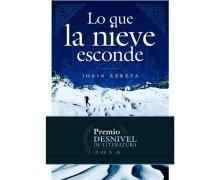 Bibliografies-Cartografies Marca DESNIVEL Per Unisex. Activitat esportiva Trail, Article: LO Q LA NIEVE ESCONDE.