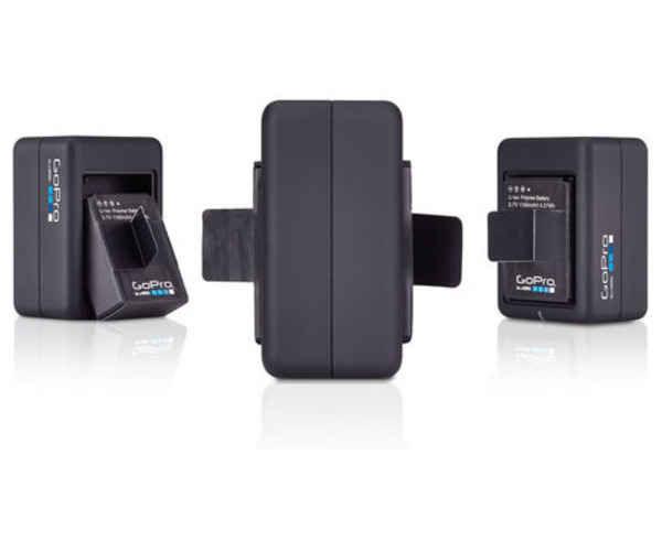 Accessoris-Recanvis Marca GOPRO Per Unisex. Activitat esportiva Electrònica, Article: Dual Battery Charger (for HERO3+/HERO3).