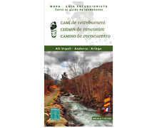 Bibliografies-Cartografies Marca EDITORIAL ALPINA Per Unisex. Activitat esportiva Alpinisme-Mountaineering, Article: CAMI DE RETROBAMENT.