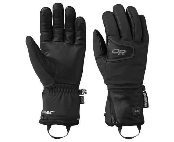 Guants Marca OUTDOOR RESEARCH Per Unisex. Activitat esportiva Esquí Muntanya, Article: STORMTRACKER HEATED GLOVES.