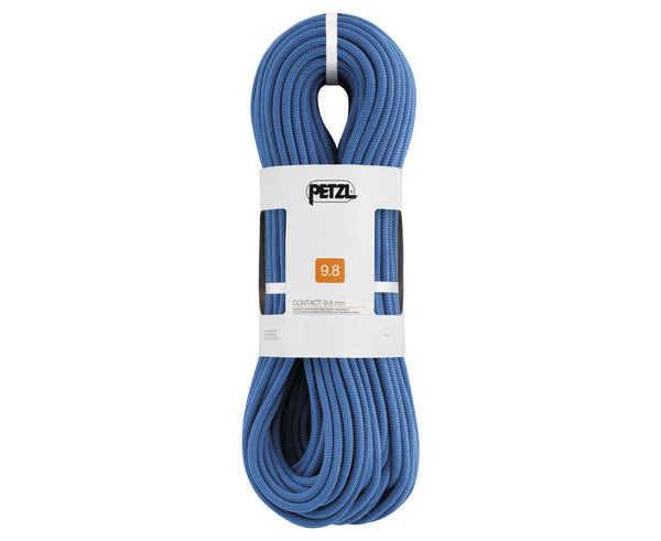 Cordes-Cintes Marca PETZL Per Unisex. Activitat esportiva Escalada, Article: CONTACT 9.8MM.