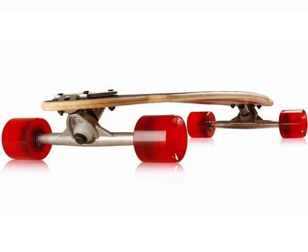 Longboards-Cruisers Marca BUDDYWOOD Per Unisex. Activitat esportiva Esports Urbans, Article: TUVALU FLEX MAX.