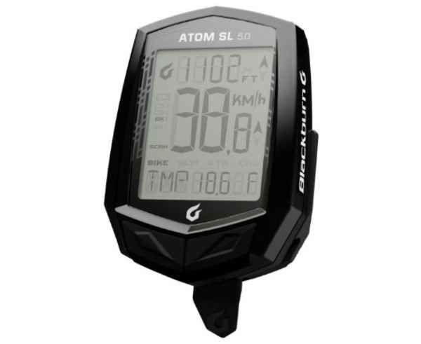 Comptaquilòmetres Marca BLACKBURN Per Unisex. Activitat esportiva Electrònica, Article: ATOM 5.0.