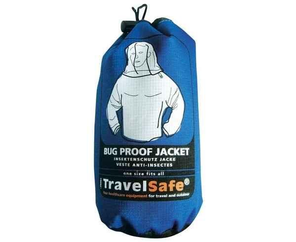 Higiene-Proteccions Corporal Marca TRAVEL SAFE Per Unisex. Activitat esportiva Viatge, Article: BUG PROOF JK.