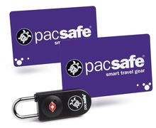 Motxilles-Bosses Marca PAC SAFE Per Unisex. Activitat esportiva Viatge, Article: PROSAFE 750 TSA ACCEPTED KEY-CARD LOCK.
