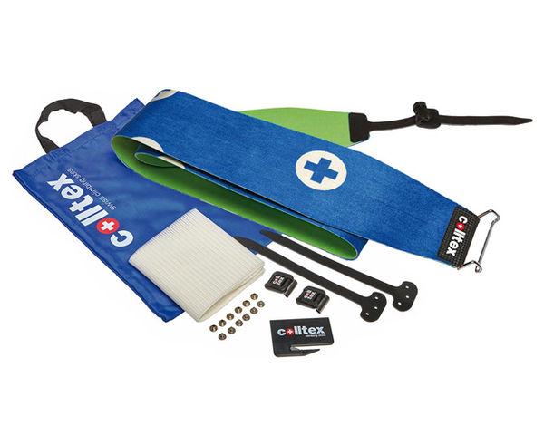 Pells de Foca Marca COLLTEX Per Unisex. Activitat esportiva Esquí Muntanya, Article: SET SAD CLARIDEN WHIZZ MIX 41+CAMLOCK.