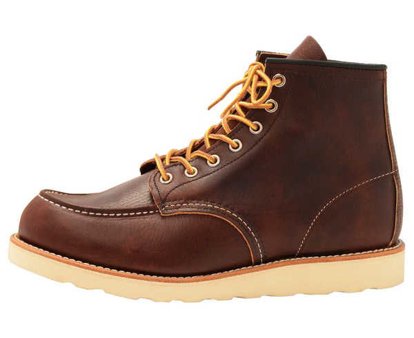 Botes Marca RED WING Per Home. Activitat esportiva Casual Style, Article: 6-INCH MOC TOE.