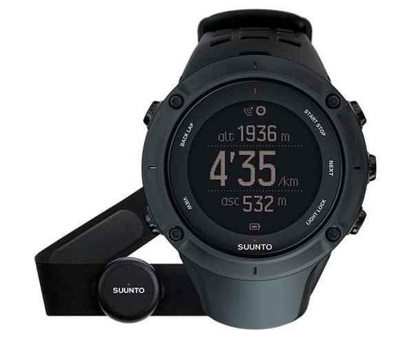 Rellotges Marca SUUNTO Per Unisex. Activitat esportiva Electrònica, Article: AMBIT3 PEAK BLACK (HR).