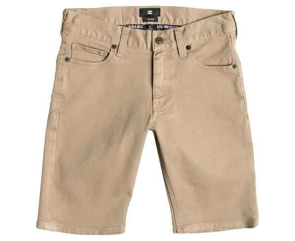 Pantalons Marca DC SHOES Per Nens. Activitat esportiva Street Style, Article: WORKER COLOR STRAIGHT SHORTS.