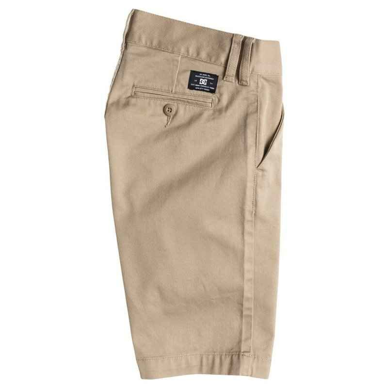 Pantalons Marca DC SHOES Per Nens. Activitat esportiva Street Style, Article: WORKER STRAIGHT SH BY.