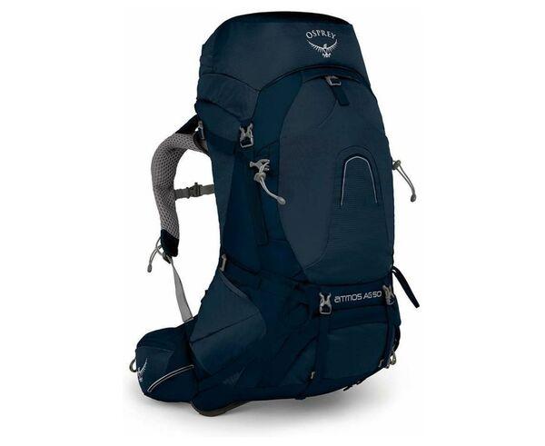 Motxilles-Bosses Marca OSPREY Per Unisex. Activitat esportiva Excursionisme-Trekking, Article: ATMOS AG 50.