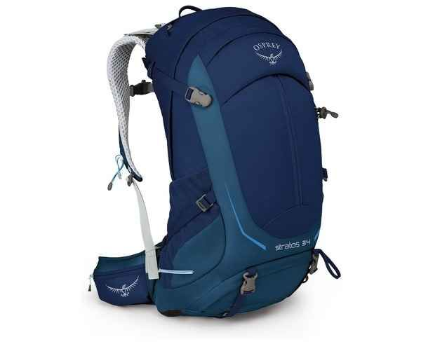 Motxilles-Bosses Marca OSPREY Per Unisex. Activitat esportiva Alpinisme-Mountaineering, Article: STRATOS 34.