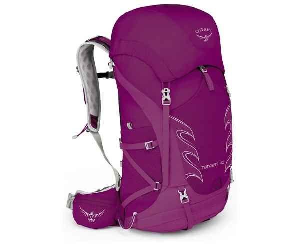 Motxilles-Bosses Marca OSPREY Per Dona. Activitat esportiva Alpinisme-Mountaineering, Article: TEMPEST 40.