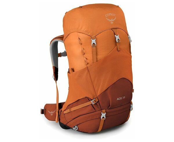 Motxilles-Bosses Marca OSPREY Per Unisex. Activitat esportiva Alpinisme-Mountaineering, Article: ACE 38.