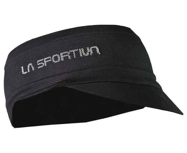 Complements Cap Marca LA SPORTIVA Per Unisex. Activitat esportiva Trail, Article: SHELTER VISOR.