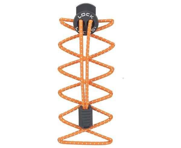 Cordons Marca NATHAN Per Unisex. Activitat esportiva Trail, Article: REFLECTIVE LOCK LACES.