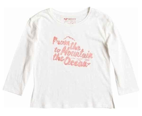 Samarretes Marca ROXY Per Nens. Activitat esportiva Street Style, Article: LITTLE FASHION T-SHIRT.