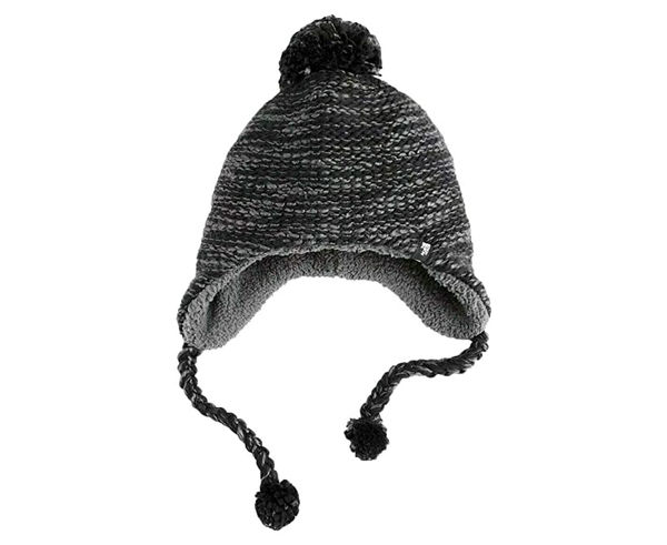 Complements Cap Marca THE NORTH FACE Per Dona. Activitat esportiva Mountain Style, Article: W FUZZY EARFLAP.