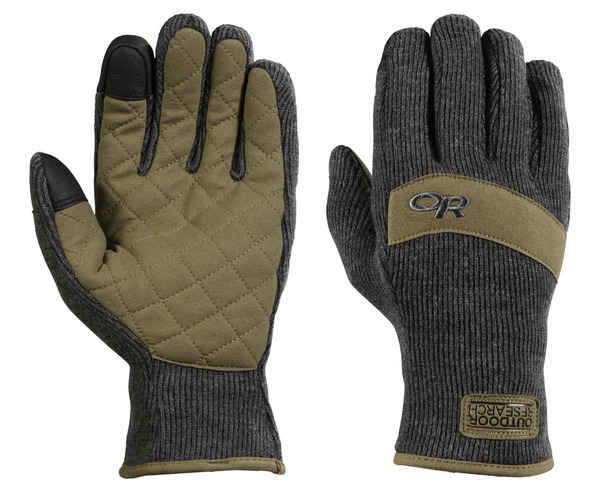 Guants Marca OUTDOOR RESEARCH Per Unisex. Activitat esportiva Alpinisme-Mountaineering, Article: EXIT SENSOR GLOVES.
