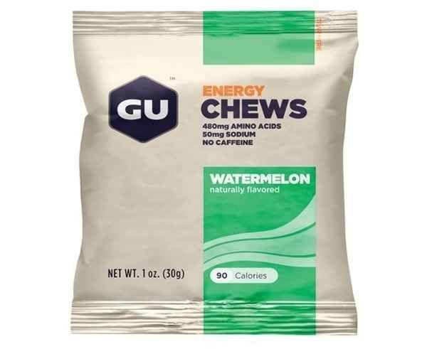 Pastilles Marca GU Para Unisex. Actividad deportiva Nutrició i Cuidats, Artículo: ENERGY CHEWS.