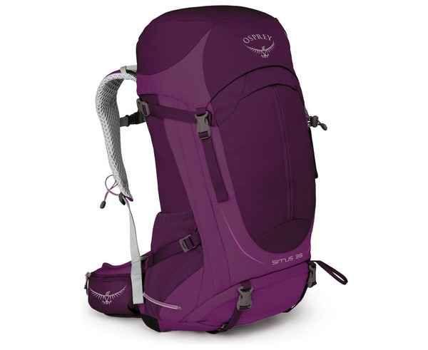 Motxilles-Bosses Marca OSPREY Per Dona. Activitat esportiva Excursionisme-Trekking, Article: SIRRUS 36.